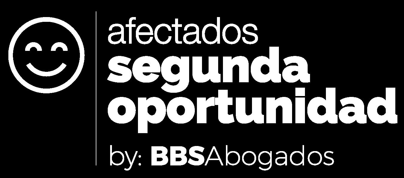 Logotipo Afectados Segunda Oportunidad | BBS Abogados